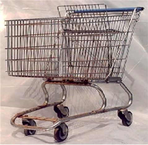 Build your own Shopping Cart Go Kart ... Great fun for kids of all ...